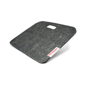 Woolpower Sit Pad L, recycled grey